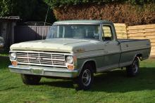 Ford F 100 5.9L 360 V8